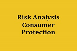 Risk Analysis Consumer Protection