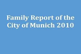 Family Report / City of Munich 2010