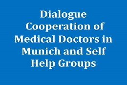 dialog – Cooperation between Physicians and self-help groups in Munich