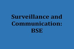 Analysis of BSE/CJD Surveillance Systems and their Communication Strategies