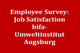 Employee Survey: Job Satisfaction